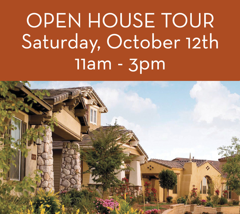 Verrado Open House Tour on October 12th