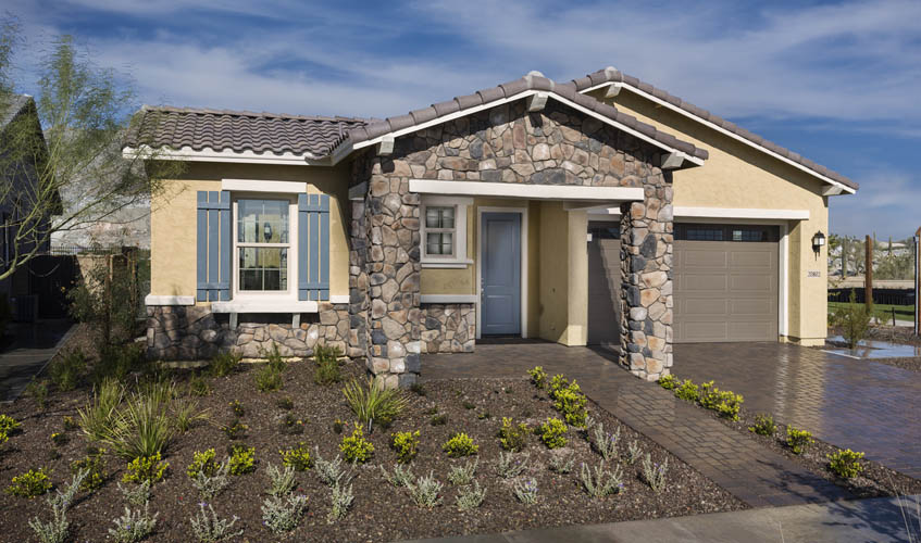 Verrado the new homes in victory verrado for Verrado home builders
