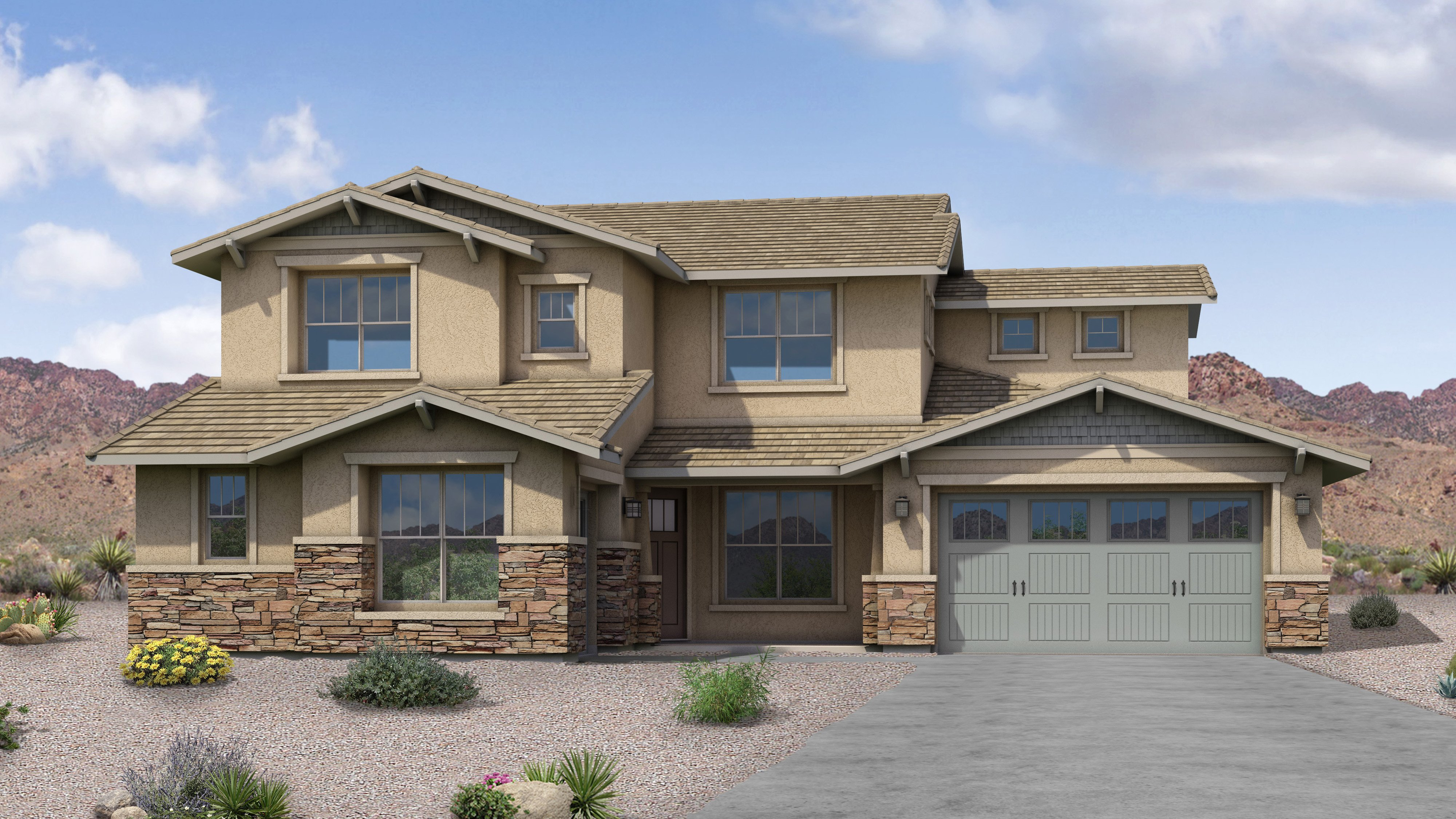 Featured builder meritage homes verrado for Verrado home builders