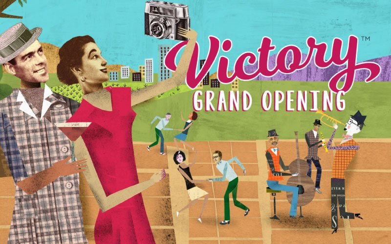55 Things #52: Victory Grand Opening